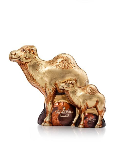 Al Nassma Chocolate Hollow camel