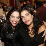 Mira Nair and Sarita Choudhury