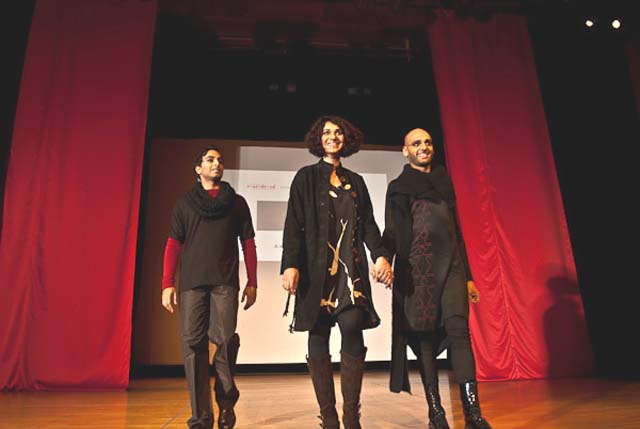 Manu Narayan, Asher Jay and Vidur Kapur