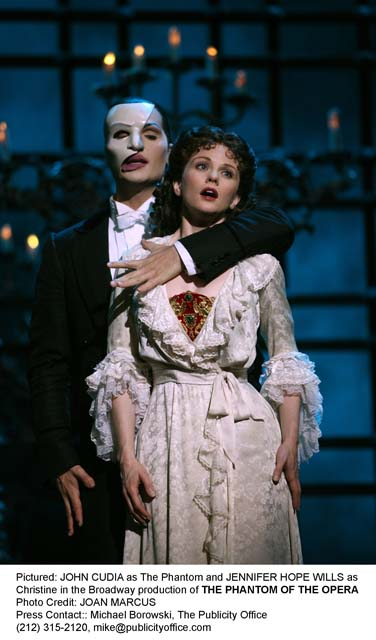 Broadway - Phantom of the Opera