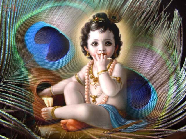 Janamashtmi celebrates the birth of Krishna
