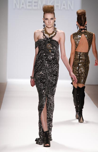 Naeem Khan Fall 2010 Collection