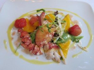 Bryant Park Lobster Salad