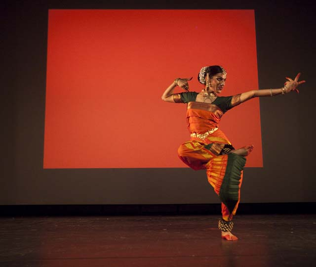 Mesma Belsare at Erasing Borders: Festival of Indian Dance
