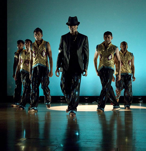 Wanted Ashiqz at Erasing Borders: Festival of Indian Dance