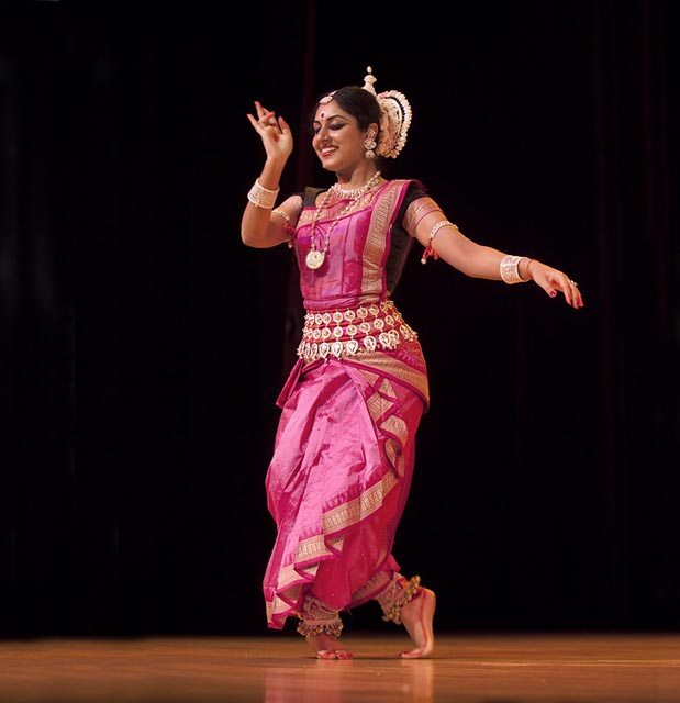 Shipra Mehrotra at Erasing Borders: Festival of Indian Dance