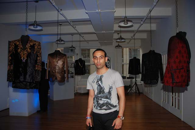 Saran Kohli is a young London-based designer