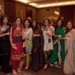 Guests at Evening in Mumbai, Children's Hope India's annual fundraising gala