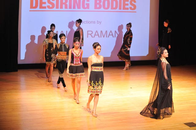 I-View Film festival - Indian Fashion by Malini Ramani