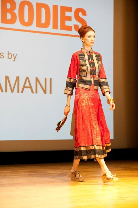 Fashion by Bina Ramani at Engendered's  I-View Film Festival