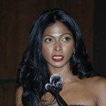 TV personality and supermodel Nina Manuel was the host for Evening in Mumbai
