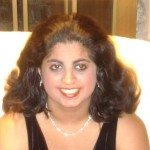 Monica Marwah, author of 'Sex and the Single Desi'