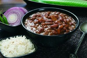 Punjabi Curried Kidney Beans from Anupy Singla's 'The Indian Slow Cooker'