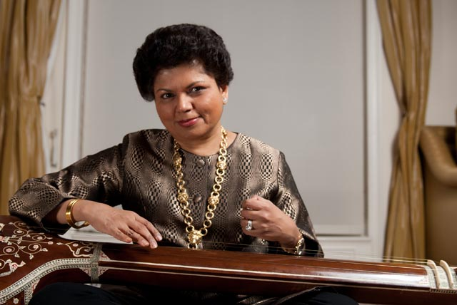 Chandrika Tandon has been nominated for a Grammy for her album Soul Call