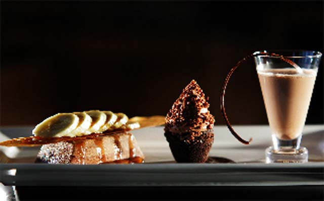 Co Co Sala serves food, drink and desserts revolving around chocolate