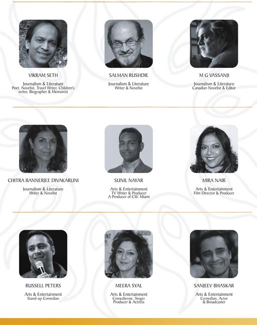 The Light of India awards recognize Indians Abroad