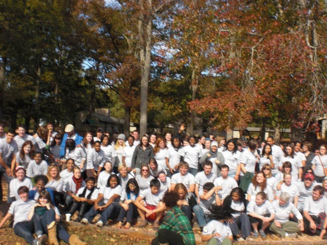 HASC has partnered with AmeriCorps in spreading the principle of service