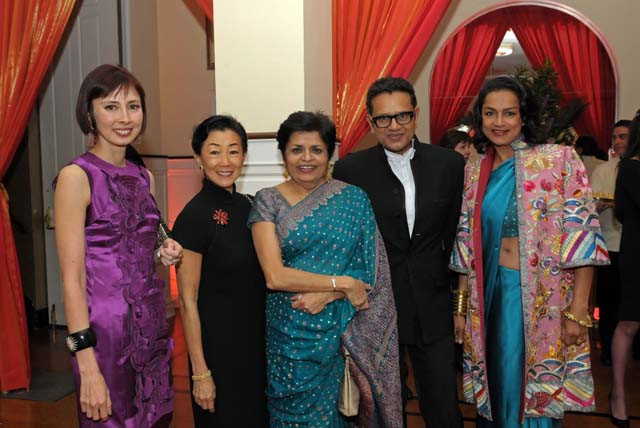 Asia Society's Spring Gala benefit