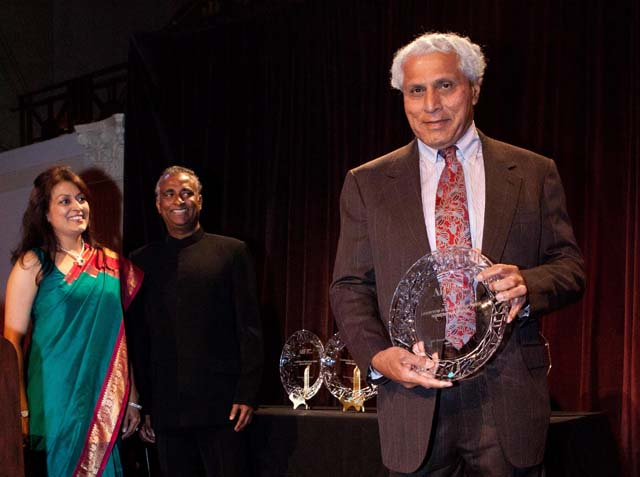 AIF Spring Gala - Romesh Wadhwani, CEO Managing partner, Symphony Technology Group, Ravi Reddy, Co-Founder, Managing partner, Think Capital LLC, Lata Krishnan