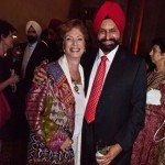 AIF Spring Gala - Sant Chatwal and Shelley Rubin