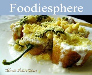Indian food and recipes and food bloggers are showcased in Foodiesphere, a new food blog on Lassi with Lavina