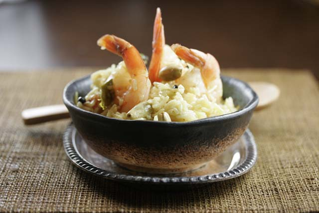 Goan Shrimp Biryani from Hari Nayak's 'My Indian Kitchen'