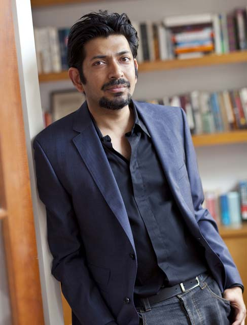 Siddhartha Mukherjee, author of 'Emperor of All Maldadies', a biography of cancer