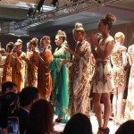 Fashion for Compassion organized by Saywe shows the collection of South Asian designers including Pria Kataaria Puri