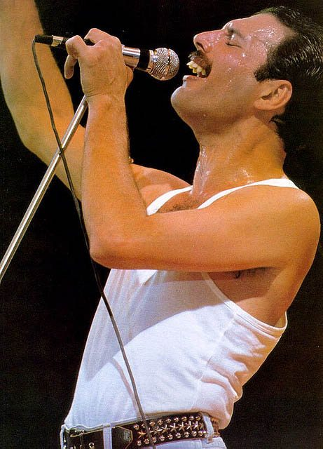 Freddie Mercury, legendary British musician, songwriter and singer,  would have been 65 today