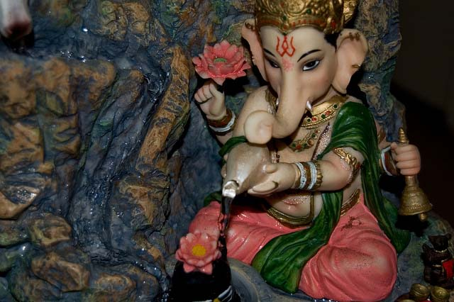 Ganesh Chaturthi celebrates the birth of Lord Ganesha or Ganpati