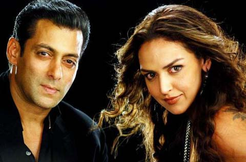 Salman Khan has a cameo role with Esha Deol in 'Tell Me. O khuda'.Esha Deol is performing in New York in 'Parampara' with Hema Malini and Ahana Deol