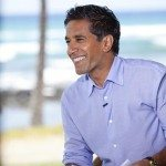 CNN's Dr. Sanjay Gupta, author of 'Chasing Life' and 'Cheating Death'