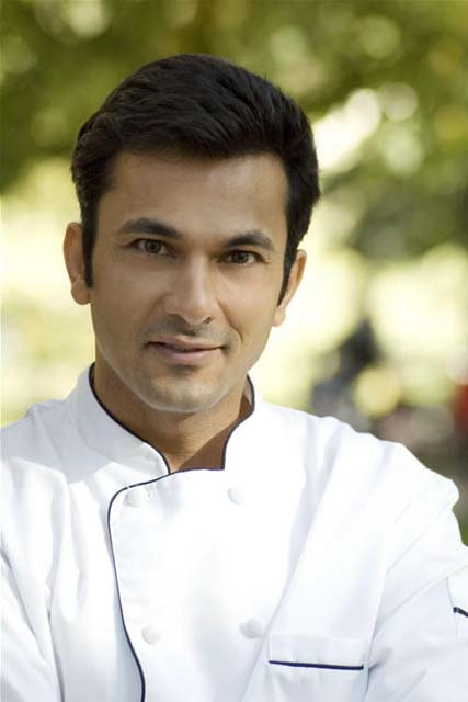 Flavors First is a new cook book by New York celebrity chef and host of Master chef Vikas Khanna of Junoon