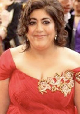 Festival in Gurinder Chadha at the 8th annual Sikh International Film  Festival in New York is the filmmaker of 'Bend it Like Beckham'