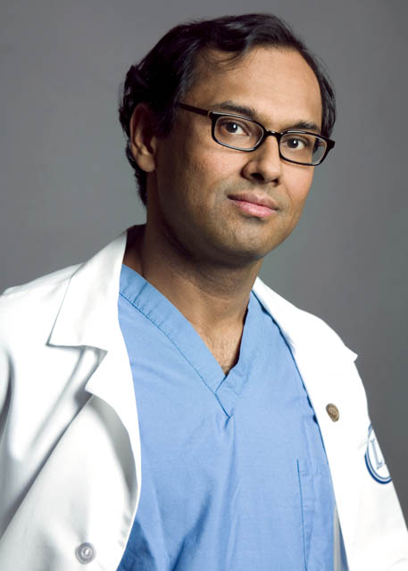 Dr. Sandeep Jauhar, author of 'Intern - A Doctor's Initiation'
