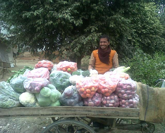 Chatty Divas - Vegetable seller and the ritual of missed calls