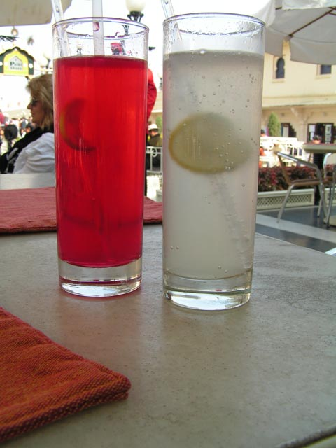 The India blog - Gulab sharbat and nimbu pani are popular thirst quenchers in the indian summer