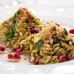 Papri Chaat - Benares Restaurant, a new Indian eatery with Peter Beck as chef