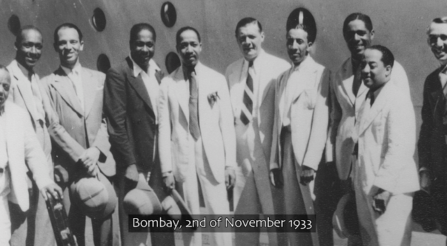 """""""Finding Carlton: Uncovering the story of jazz in India."""""""