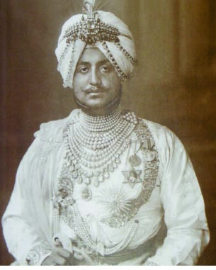 Jyotsna Singh, grand-daughter of Bhupinder Singh, Maharaja of Patiala, has created Manjusha, a line of jewelry