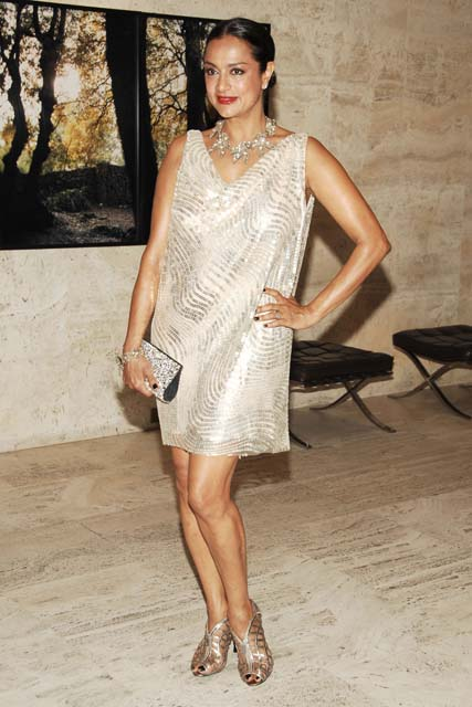 Designer Ranjana Khan to be honored at Children's Hope India Lunch