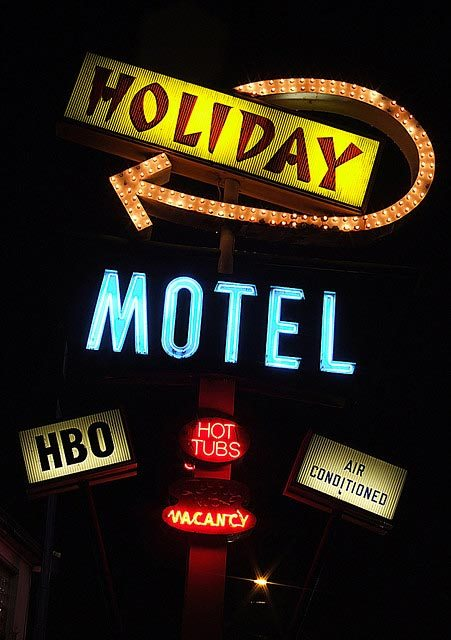 Many motels in America are owned by Indian-Americans. In his book,'Life beyond the Lobby' Pawan Dhingra explores the issue.