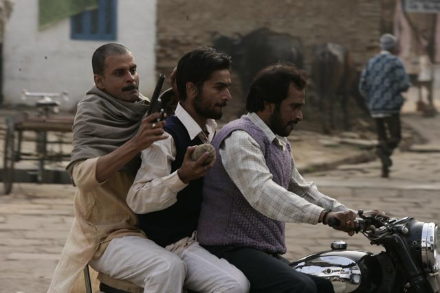 Gangs of Wasseypur is a revenge saga by Anurag Kashyap set in rural India