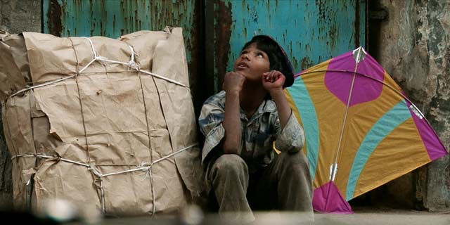 Hamid Sheikh in 'Patang' by Prashant Bhargava,a film about the kite festival in India