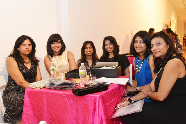 The women behind Wishwas with Nivedita Chandrappa (l) and Gunjan Rastogi (R)