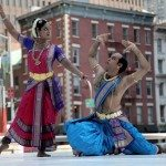 Jaikishore & Padmavani Mosalikanti at Erasing Borders Festival of Indian Dance