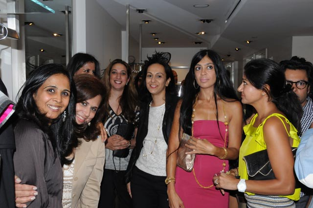 Fashion Night Out Party at Soigne K