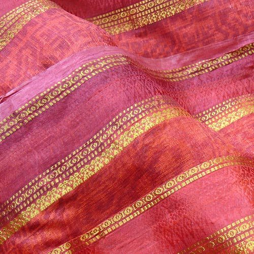 Durga Puja celebrations mean brand new sarees and jewelry for the women of the family
