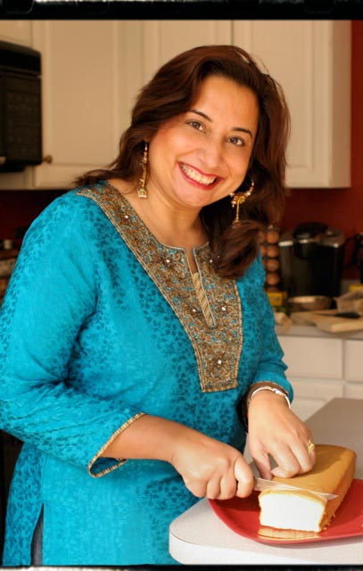 Monica Bhide, author of 'Modern Spice'