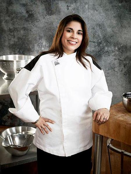 Chef Roshni Gurnani, known as Chef Rosh, has been on Chopped & Hell's Kitchen shows